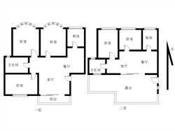湖里 双鲤新城 复式楼中楼 赠送40平大露台 单价低总价不高