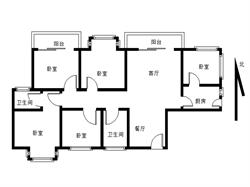 福满山庄5居电梯