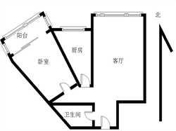 地铁,火车站,禾祥尚筑1居,电梯高层,双阳台,安静小区