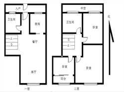 中航城国际社区A区三房出售
