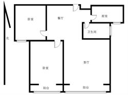 住宅莲花尚城(翔安)2居电梯