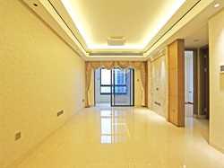建发中央湾区一期3居电梯