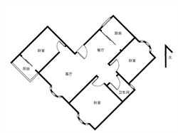 文灶天然氧吧,九中附近,文屏山庄居家3房,业主诚意出售