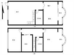 天湖广场3居电梯满五