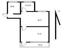 广电宿舍1居满二