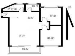 首付120万 莲前东软件园旁 朝南二房 居家装修 满五年