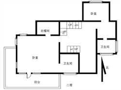 东方高尔夫别墅二期至五期6居