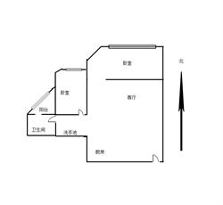 国贸阳光2居电梯