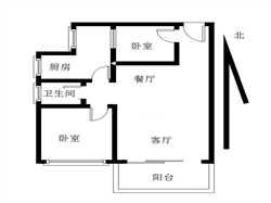 朝南二房 中间楼层 不沿街 满五年 南北通透 前埔软件园旁