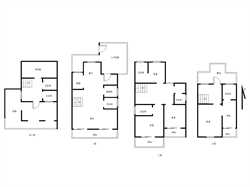 圣地亚哥半山墅6房,格属非常的好!又是全权委托!