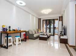 中海锦城国际 精装修两房 朝南户型 采光好  位置安静
