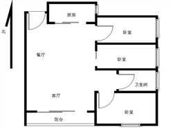 马巷中骏小三房,业主自住高档装修。换房急售