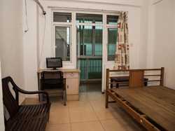 未来橙堡一期1居独立卫浴有厨房