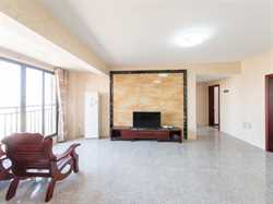 阳光城翡丽湾一期3居大阳台独立卫浴有飘窗有厨房