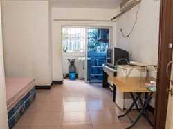 天乙广场1居大阳台独立卫浴有飘窗有厨房