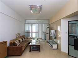 世贸国际2居大阳台独立卫浴有厨房