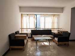 绿苑海景国际3居大阳台独立卫浴有厨房