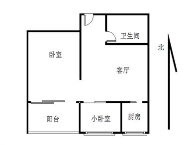 荣昌花园2居电梯满五