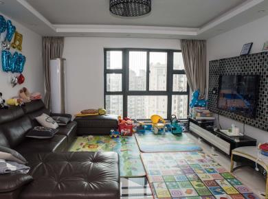 海晟维多利亚精装经典3房南北通透,满两年,家具家电全拎包入住