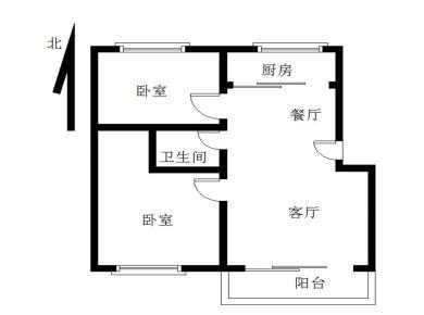 沧海苑正规两房 满五年免税房
