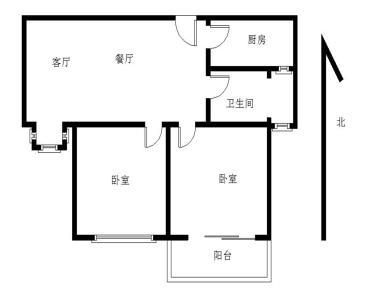 正规两房 自住精装修 低首付 满五年 看房方便 诚意出售