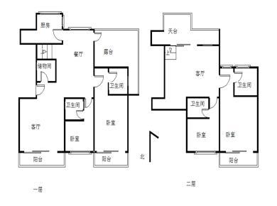 江头十佳小区 带双露台 三面采光 联发开发裕发花园