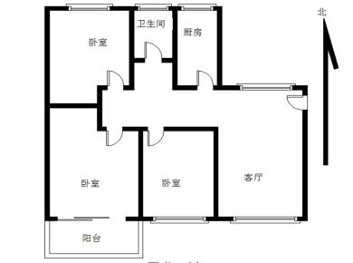 文兴东一里,前埔南区,中间楼层3房