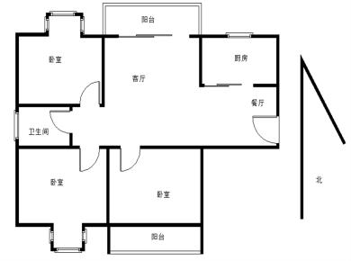 自住温馨精装小三房   看房方便   满二