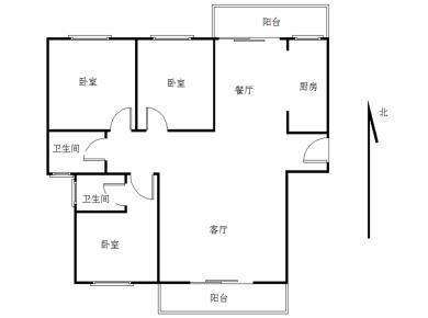源昌君悦山3居电梯