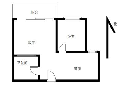 尚豪嘉苑1居电梯满五