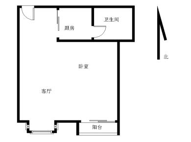 VIP房源,翔安小户型,产权满二,月租1300,翔安一中旁