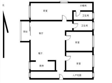 新店泰禾双子塔,精装大三房,位置优越,购物交通、医疗、学校