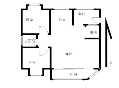 锦绣祥安三居室