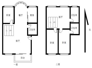 前埔北区二里,厅带阳台朝南,业主自住装修,送露台