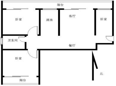 锦绣祥安,送大露台,实际使用面积120平,产权满二,随时看房
