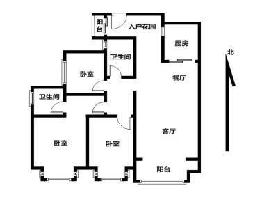 联发杏林湾一号 高层全海景,精装3房,电梯房