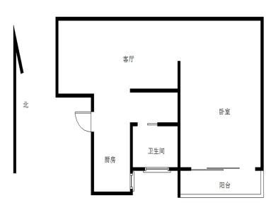 槟榔省优小户型单身公寓正规一房一厅