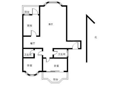 莲坂地铁口+园林小区+南北通透+大2房可改3房+湖明小学旁