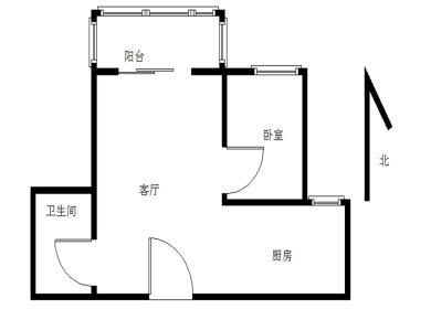 禹洲大学城精装1房