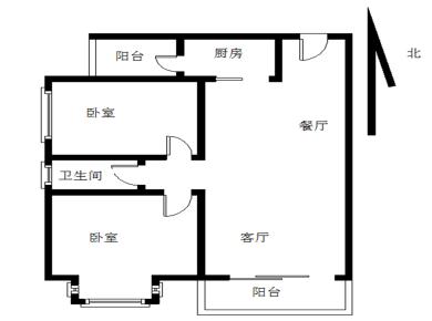 万科自住精装两房   知名物业   看房方便  满二