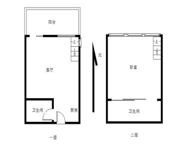 莲花地铁口 金辉园  1房可做两房 使用面积大