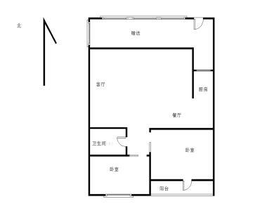 厦航高郡 精装两房 满二送入户花园