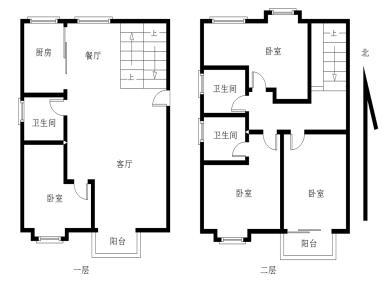 世茂湖滨首府 边套楼中楼精装4房高层无遮挡宝龙万达古地石广场