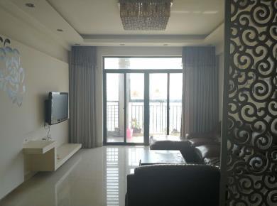 业主置换出售,首付55万,精装两房,自住装修,产权满二,高层
