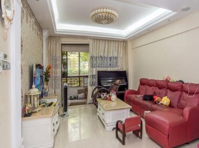 湖里区枋湖禹洲城上城120平精装修正规大三房。