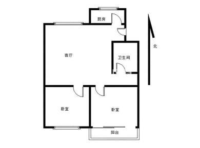 育青路 方正2房 位置安静 换房诚意出售