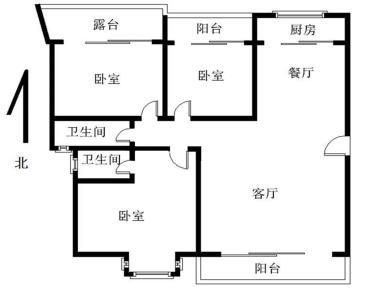 五缘尊府 近学府大3房 位置安静 产权满2年 诚意出售