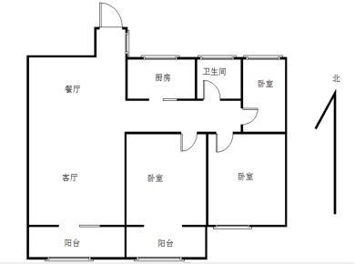 莲花新城精装好房,光线佳,利用率高,装修温馨,产权满二