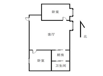 中环贵宾楼2居地铁电梯