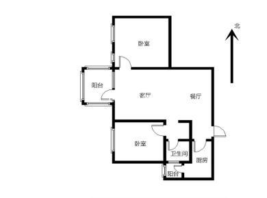 东南朝向,看中庭,安静,保养新 业主换房 诚意出售 高楼层